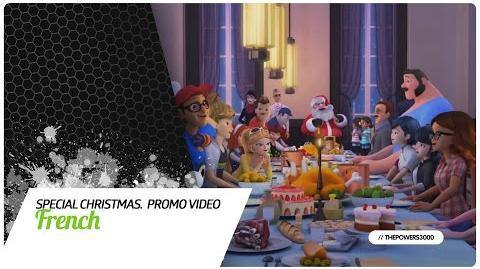 Miraculous Les Aventures de Ladybug et Chat Noir - Special Christmas - Promo Video 2 French