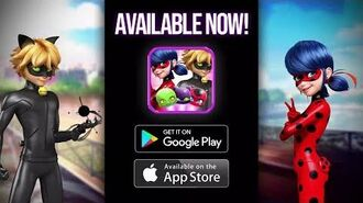 MIRACULOUS CRUSH 📲 NEW GAME APP - GAMEPLAY 🐞 Download now!
