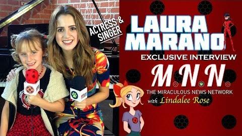Laura Marano & Lindalee discuss Miraculous Ladybug (MNN Ep.5)