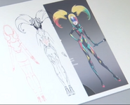 Model Sheet NL Unnamed villain