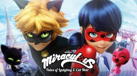 MIRACULOUS 🐞 COMPILATION - ORIGINS 🐞 Tales of Ladybug and Cat Noir