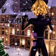 Cat Noir Christmas