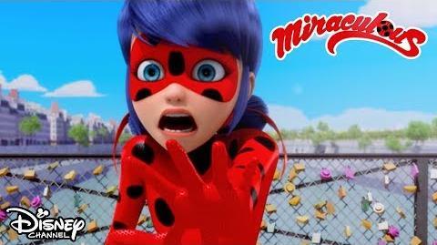 Reverser Miraculous Ladybug Disney Channel Africa