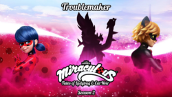 MLB 205 - Troublemaker - Title Thumbnail