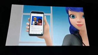 SDCC 2019 SUBSCRIBE TO MIRACULOUS CHARACTERS' INSTAGRAM ACCOUNTS!