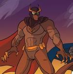 Knightowl - Superhero