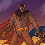 Knightowl - Superhero