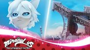 MIRACULOUS 🐞 CAT BLANC 🐞 Tales of Ladybug and Cat Noir