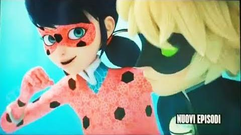NEW SCENES FROM FROZER EPISODE New Trailer - Disney Italy Miraculous Ladybug