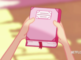 Rose's notebook