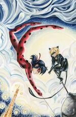 Miraculous Adventures Issue 1 Cover C textless