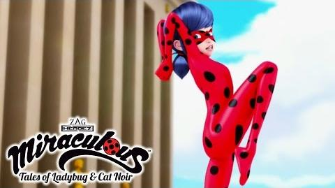 Miraculous Ladybug Episode - Marinette and Fashion Tales of Ladybug & Cat Noir
