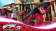 MIRACULOUS 🐞 FRIGHTNINGALE - Dance with Miraculous! 🐞 Tales of Ladybug and Cat Noir