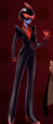 Unnamed black and red villain