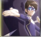 Kid Mime Purple Suit