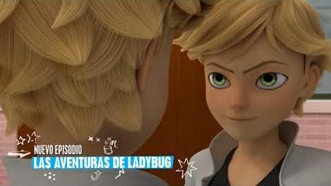 Disney Channel España - Anuncio Estreno Temporada 3 Prodigiosa Las Aventuras de Ladybug