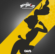 Miraculous Marathon 2019 Mundo Gloob Promotion Art Queen Bee