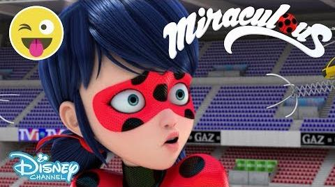 Miraculous Season 2 SNEAK PEEK I Wanna Be Like You! Official Disney Channel UK