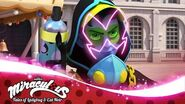 MIRACULOUS 🐞 TIMETAGGER - Akumatized 🐞 Tales of Ladybug and Cat Noir