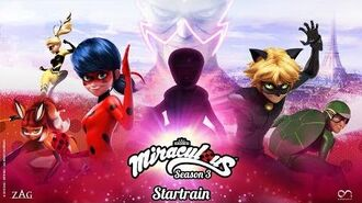 MIRACULOUS 🐞 STARTRAIN - OFFICIAL TRAILER 🐞 Tales of Ladybug and Cat Noir