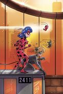 Miraculous Adventures Issue 6 Cover A textless