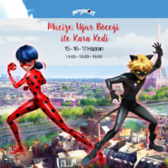 Miraculous Ladybug & Cat Noir Turkish Poster