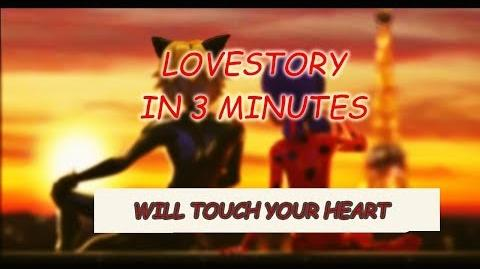 THIS VIDEO WILL TOUCH YOUR HEART (Miraculous Ladybug - LoveStory in 3 minutes) - Czech Subtitles