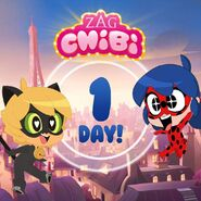 ZAG Chibi Countdown 1