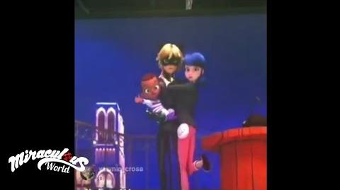 MARICHAT CONFIRMED? BRAND NEW SNEAK PEAK - SEASON 3, EPISODE 2 (CCXP 2018 BRAZIL) MIRACULOUS