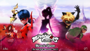 MLB 326 - Miracle Queen (The Battle of the Miraculous - Part 2) - Title Thumbnail
