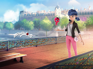 Miraculous Ladybug Planner previews 7