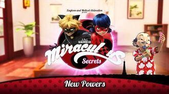 MIRACULOUS SECRETS 🐞 NEW POWERS 🐞 Tales of Ladybug and Cat Noir-1