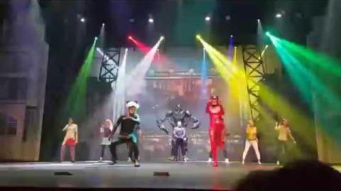 Miraculous Ladybug musical