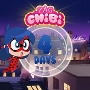 ZAG Chibi Countdown 4