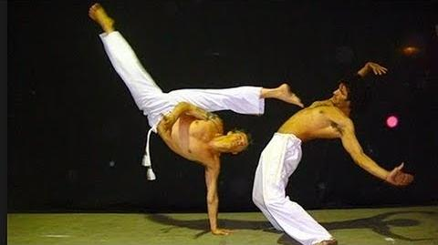 Best Capoeira Fighters in World