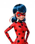 Ladybug smirk