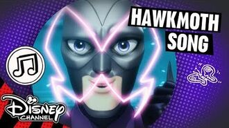 MIRACULOUS - Der Hawkmoth-Song 🎶 Disney Channel Songs 🐞🐱-0