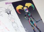 Unnamed female villain