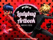 Ladybug Artbook Cover