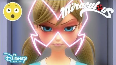Miraculous Ladybug Aurore Gets Akumatized 😱 Disney Channel UK
