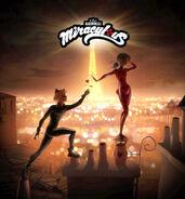 Miraculous the Movie artwork