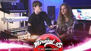 """LA MINUTE MUSIQUE - TF1 """"Miraculous"""" 🐞 Lou & Lenni-Kim - """"Ce mur qui nous sépare"""""""
