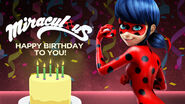 Miraculous Happy Birthday to You!