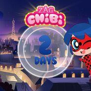 ZAG Chibi Countdown 2