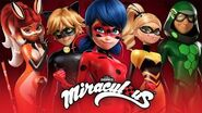 MIRACULOUS 🐞 HEROES TEAM 🐞 Tales of Ladybug and Cat Noir