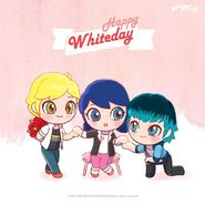 Chibi White Day