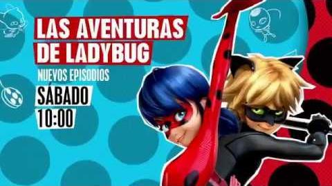 Miraculous Ladybug T2 comercial europeo