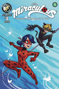 Miraculous Adventures Issue 8 Cover A