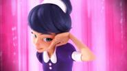 Ladybug Waitress Transformation 001