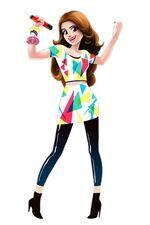 Laura Marano Character Concept Art